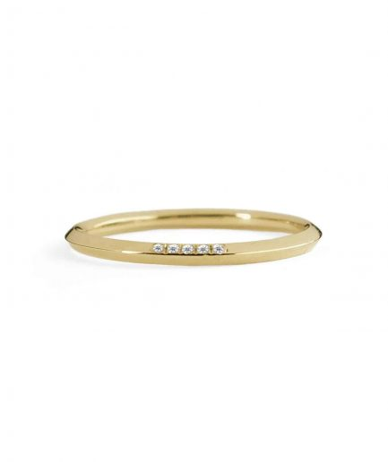 five pointes wedding band