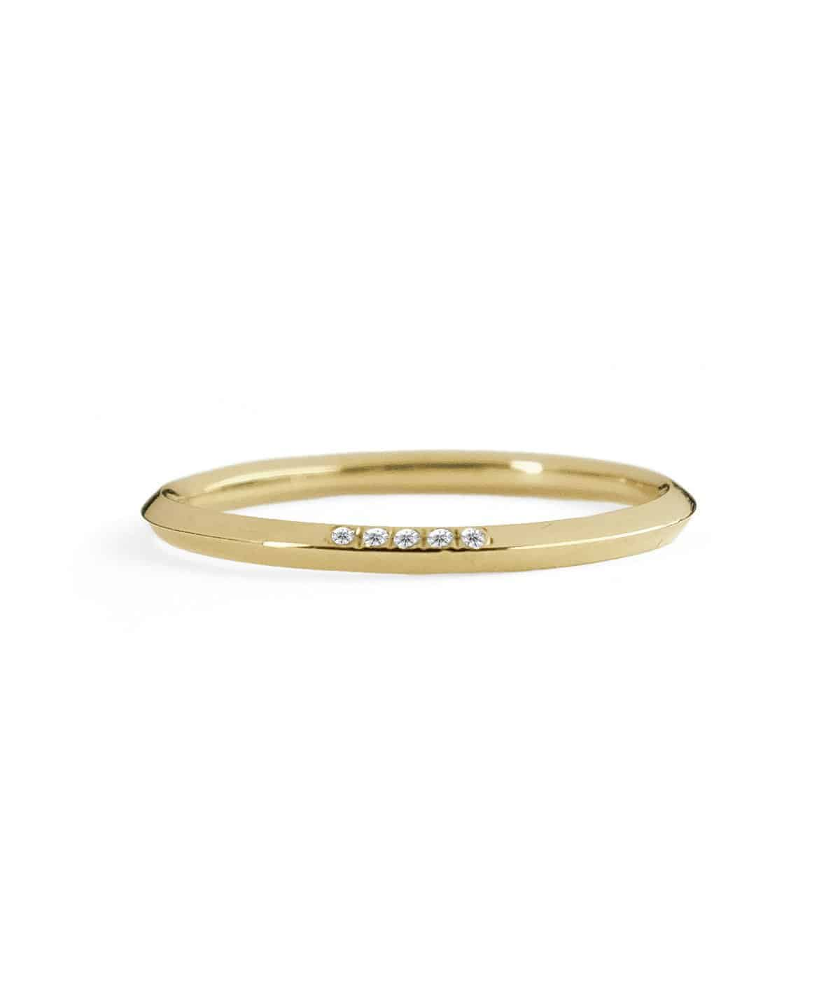 This is an image of The Intricate Wedding Band