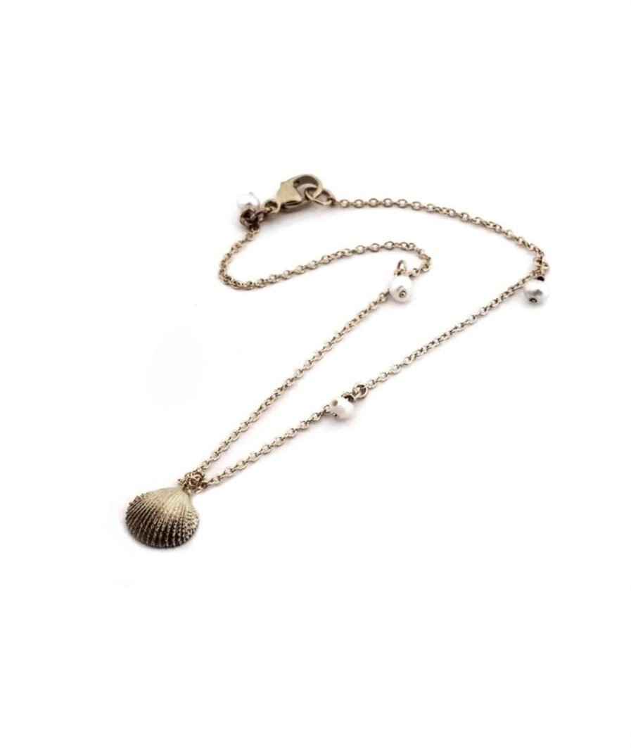 delicate chain bracelet