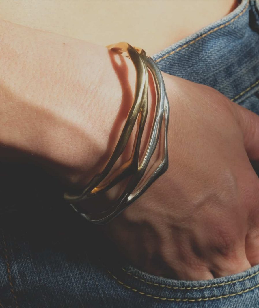 unisex cuff bracelet